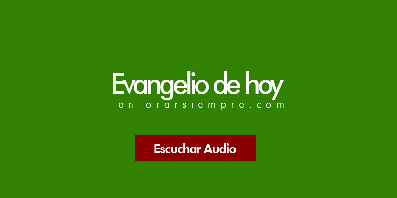 Evangelio 29 julio