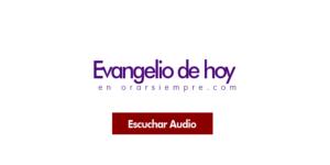 Evangelio 8 de mayo